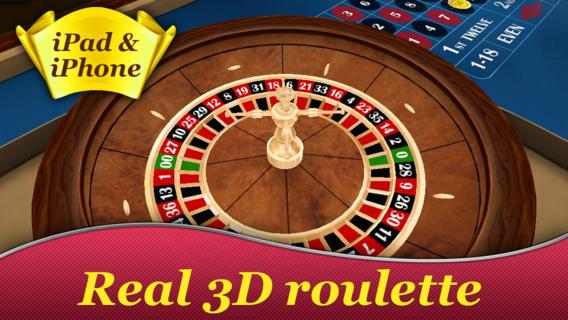 roulette app free